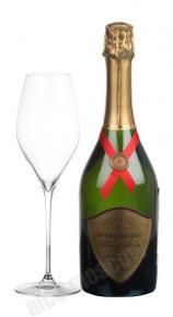 Sieur d`Arques Blason Rouge Cremant de Limoux шампанское Сьер д`Арк Бласон Руж Креман де Лиму
