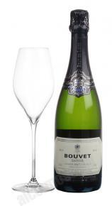 Bouvet Ladubay 1851 Brut шампанское Буве Ладюбе 1851 Брют