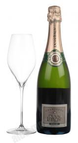 Duval-Leroy Demi-Sec шампанское Дюваль Леруа Деми Сек
