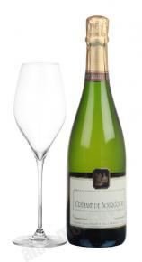 Domaine Jean Collet et Fils Cremant de Bourgogne шампанское Домэн Жан Колле э Фис Креман де Бургонь