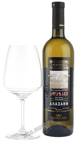Chateau Kisi Alazani грузинское вино Шато Киси Алазани