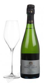 Dhondt-Grellet Selection Premier Cru Blanc de Blancs AOC французское шампанское  Донт-Грелле Кюве Селексьон Примьер Крю Блан де Блан АОС