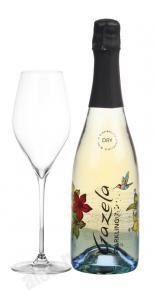 Gazela португальское шампанское Газела