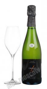 Yves Duport Bugey Origine Reserve Brut французское шампанское Ив Дюпорт Буже Ориджин Резерв Брют