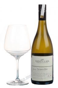 Saint Clair Family Estate Sauvignon Blanc Wairau Reserve новозеландское вино Сен Клер Фемели Эстейт Совиньон Блан Вайро Резерв