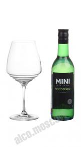 MINI Cellar Pinot Grigio Французское вино МИНИ Селлар Пино Гриджио