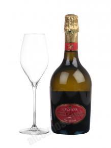 Cantina del Coppiere Cavatina Muller Thurgau Итальянское шампанское Каватина Мюллер Тургау