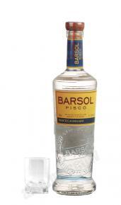 Barsol Selecto Achlado перуанское писко Барсоль Селекто Аколадо