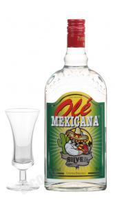 Ole Mexicana Silver Текила Оле Мексикана Сильвер