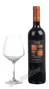 Podere La Vigna Moritato IGT итальянское вино Подере Ла Вигна Маритато ИГТ