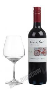 Cono Sur Bicicleta Cabernet Sauvignon чилийское вино Коно Сур Бисиклета Каберне Совиньон