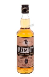 Oakeshott 500 ml виски Оакшотт 0.5 л